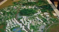 Duyệt Quy hoạch chi tiết khu trung tâm thị trấn Chúc Sơn, Chương Mỹ, Hà Nội