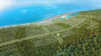 """Doanh nghiệp địa ốc đổi hướng """"săn"""" bất động sản biển"""