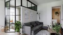 Căn hộ nhỏ nhưng tuyệt đẹp nhờ bố trí nội thất đơn giản