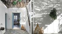 Ngôi nhà chênh vênh bên vách đá gần 200 năm tuổi ở Hy Lạp