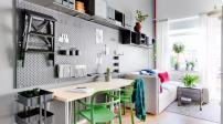 Biến ngôi nhà vỏn vẹn 34 m2 thành không gian sống lý tưởng với ban-công thơ mộng