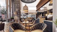 Quán cafe nội thất phong cách châu Âu tuyệt đẹp ở Sài Gòn