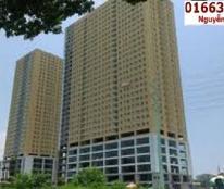 Cho thuê chung cư C14 Bộ Công An 70m 75m 82m nhà có tủ bếp nóng lạnh giá thuê 7 triệu