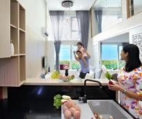 Căn hộ có lửng vị trí đẹp đường Nguyễn Duy Trinh, Q.2,80m2 (3PN-2WC). Giá từ 20tr/m2