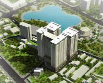 Chuyển ngượng căn 01V1 chung cư Home City giá 28,7Triệu/m2, diện tích 58,61m2,2 Phòng ngủ,2wc