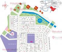 Bán đất dự án Khu 5, Villa Thủ Thiêm, Quận 2, Lô Q (11x20m, LG 24m), Giá 40 triệu/m2/ Lh 0918486904