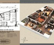 Bán cắt lỗ căn 01 tòa V3 diện tích 116 m2 chung cư  Văn Phú Victoria – Hà Đông