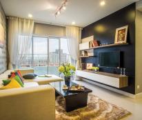 Cần bán căn hộ liền kề Hoàng Diệu - Quận 4, giá 1.2 tỷ/ căn 2PN, nội thất hoàn thiện.