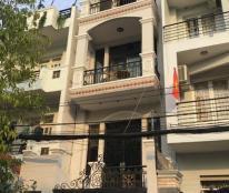 Bán căn nhà đang ở tại Bình An đường Trần Não DT 90m2, View cầu Sài Gòn