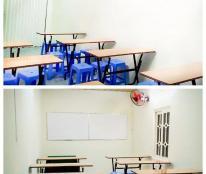 Cho thuê phòng dạy học, 21m2, Q Tân Bình, 50k/h, full thiết bị dạy