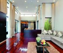 Vinpearl Đà Nẵng resort và villas 1-Diamond Land dẫn Kh đi xem nhà mẫu thực tế