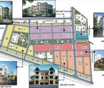 Bán một số lô biệt thự tại dự án khu đô thị mới Phú Lương, quận Hà Đông, cơ hội đâu tư mới