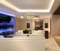 Bán gấp căn hộ chung cư Đảo Kim Cương 124m2 tháp T3 với 2 phòng ngủ đầy đủ nội thất sang trọng