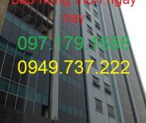 Cho thuê văn phòng Báo Nông Thôn ngày nay 2016. Liên hệ: 097.179.1688
