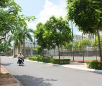 Bán nhà phân lô TT1 khu đô thị Văn Phú, Hà Đông, dt 90m2 x 4 tầng vị trí nhìn vườn hoa giá 4,15 tỷ.