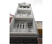 Hẻm 472 Lê Văn Quới, nhà DT 4.3mx16m, 4 tấm