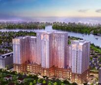 Căn hộ khu Trung Sơn chỉ 100 căn + giao nhà quý 4 2016 + 1,7 tỷ/84m2 + cam kết cho thuê 15tr/tháng