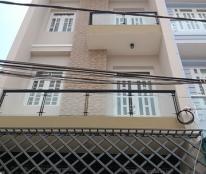 Nhà 4mx14.5m 3,5 tấm_4 phòng, hẻm 630 Hương Lộ 2