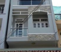 Nhà CSHT hoàn chỉnh, hẻm 730 Hương Lộ 2, 4.3mx17m, 3 tấm