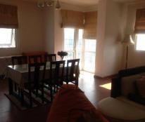 Bán gấp căn hộ Trung Yên Plaza, 192 m2, 3 PN, căn góc 3 mặt thoáng, đủ đồ, giá 35tr/m2