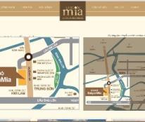 Căn hộ mặt tiền Đường 9A, KDC Trung Sơn, Bình Chánh chỉ với 23,5tr/m2