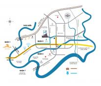 Bán căn hộ chung cư tại Dự án Riviera Cove, Quận 9, Hồ Chí Minh diện tích 50m2 giá 765 Triệu