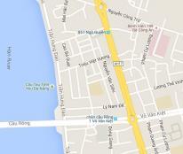Bán đất trung tâm đường 2/9, Đà Nẵng giữa cầu Trần Thị Lý và Cầu Rồng, 108,216m2