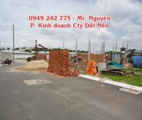 63 nền đất An Phú Đông, Quận 12 giá 15 Tr/m2. Nhiều nhà đang xây, có hình thật, hạ tầng hoàn thiện