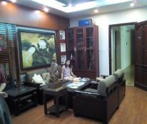 Bán căn hộ 17T5 trung hòa nhân chính, 3PN, full đồ, có suất ô tô, giá 27.5tr/m2.