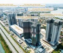 Bán căn hộ Masteri thảo điền Q2, 2PN-68.66m2, tầng cao, 2.6 tỷ.LH:0902995882