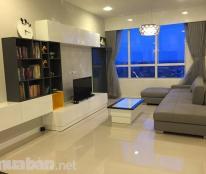 Cho thuê CH Sunrise City Q7, dt 106m2, 3pn giá 1100$ - LH: 0934209248.