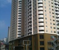 Cho thuê chung cư HH2 Bắc Hà 103m2 nội thất cơ bản giá thuê 8 triệu/th
