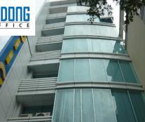 Cho thuê văn phòng đầy đủ nội thất trên đường Nguyễn Đình Chiểu quận 3, Dt 40m2, giá 14,5 triệu/th