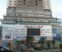 Cho thuê chung cư Sông Đà Hà Đông siêu thị Mediamart  154 m2  giá 10 triệu/th