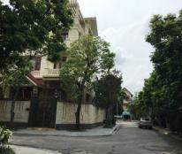 Bán biệt thự Vip 3 mặt tiền khu đô thị Văn Phú, quận Hà Đông, dt 200m2 đã hoàn thiện đẹp.