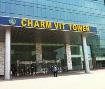 Cho thuê 102 văn phòng tòa nhà Charmvit, 117 Trần Duy Hưng, Cầu Giấy