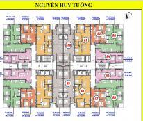 Bán thu hồi vốn căn hộ A5 chung cư Mỹ Sơn Tower, tầng 20, 67.5m2, giá tốt nhất. LH: 0989020064