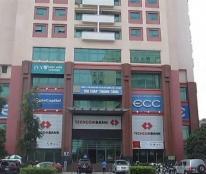 Cho thuê văn phòng chung cư Thành Công 57 Láng Hạ 193m nội thất cơ bản giá thuê 16 triệu