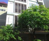 Bán nhà riêng mặt phố Trần Đăng Ninh, quận Hà Đông, dt 47m2 x 4 tầng, nhà rất đẹp.