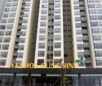 Cho thuê chung cư Yên Hòa Sunshine Vũ Phạm Hàm 150m 3 ngủ  đồ cơ bản 15 triệu/tháng