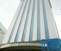 Văn phòng đẹp cho thuê trên mặt tiền đường Điện Biên Phủ gần Hàng Xanh, Dt 60m2 , giá 25 triệu/th