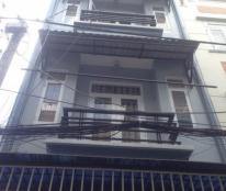 Cho thuê nhà HXH Phan Văn Trị, P.5, Gò Vấp; 4 lầu + 6PN, giá: 14 tr/th