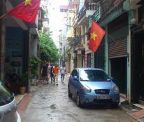 Bán nhà 4 tầng , lô góc ở phố Vương Thừa Vũ, ngõ bàn cờ, phân lô