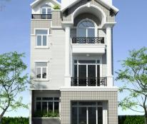 Cho thuê nhà phố 4.5x16.5m, 1 trệt 2.5 lầu, 4 phòng ngủ, nội thất cao cấp