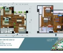 Bán căn hộ chung cư N04A Ngoại giao đoàn – 81m2 giá rẻ