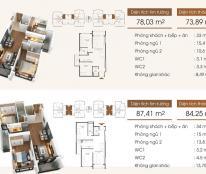 Chủ nhà 1002 chung cư Five Star cần bán, 0989.343.540/ giá 22tr/m2, diện tích 84,25m2
