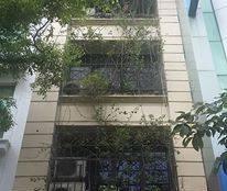 Bán nhà 4 tầng mặt phố Kim Đồng DT58,4m2 MT4,24m giá sốc