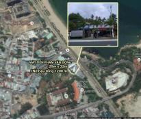 100tr/tháng Cho thuê mặt bằng đất biển Phạm Văn Đồng – Nha Trang 1200m 20x32!