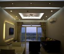 Cho thuê căn hộ Riverside, 130m2 view sông, lầu cao, 3PN, nội thất cao cấp. Giá 26 triệu/tháng