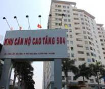 Cho thuê căn hộ Sacomreal 584, 3PN giá 10tr/tháng, dọn vào ở ngay.